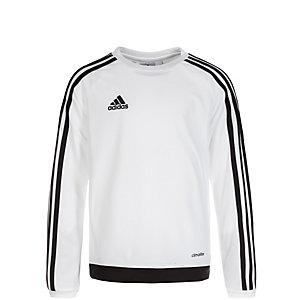 adidas Estro 15 Funktionsshirt Kinder weiß / schwarz