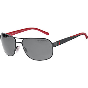 Polo Ralph Lauren 0PH3093 polarized Sonnenbrille schwarz