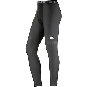 adidas Tech Fit Chill Tights Herren schwarz