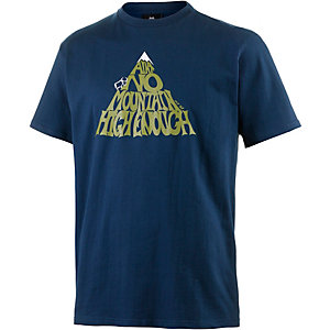 Mountain Equipment Aint No Mountain Printshirt Herren marine