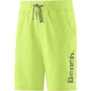 Bench Shorts Jungen hellgrün