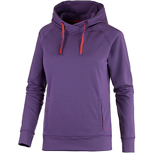 Black Diamond Dawn Wall Hoodie Damen lila