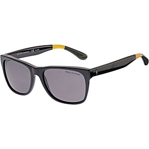 Polo Ralph Lauren 0PH4106 polarized Sonnenbrille schwarz