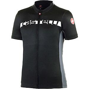 castelli Prologo 4 Jersey Fahrradtrikot Herren schwarz I