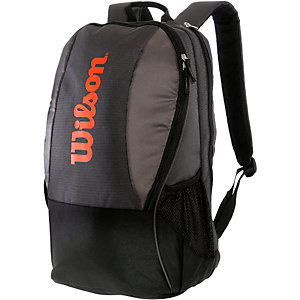 Wilson Burn Topspin Tennisrucksack schwarz/orange