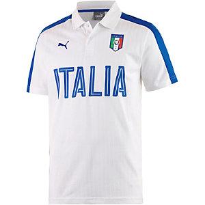 PUMA Italien EM 2016 Fanshirt Herren weiß/blau