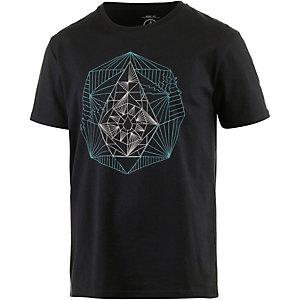 Volcom Tone Stone Printshirt Herren schwarz