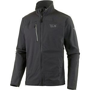Mountain Hardwear Super Chockstone Softshelljacke Herren anthrazit