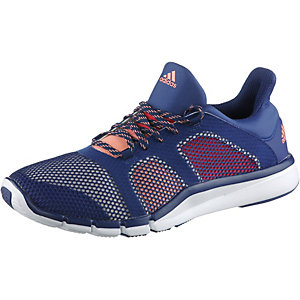 adidas Adipure Flex Fitnessschuhe Damen blau/pink