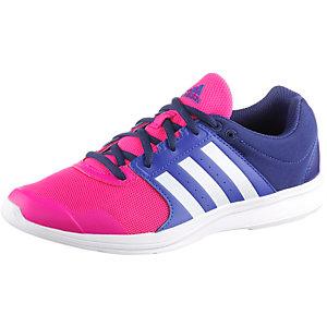 adidas Essential Fun 2 Fitnessschuhe Damen lila/blau