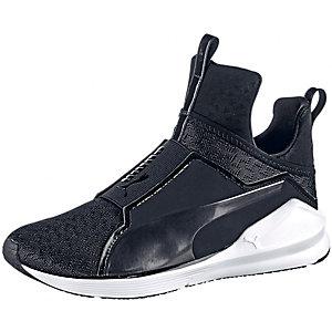 PUMA Fierce Fitnessschuhe Damen schwarz/weiß