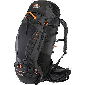 Lowe Alpine Manaslu 55:65 Trekkingrucksack schwarz