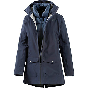 The North Face Winter Mira Doppeljacke Damen navy