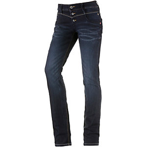 TIMEZONE New Kairina TZ Slim Fit Jeans Damen dark denim