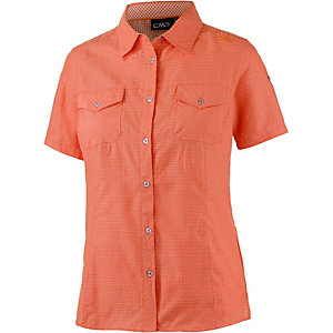 CMP Funktionsbluse Damen orange