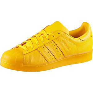 adidas Superstar Sneaker gelb