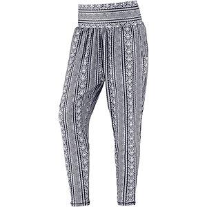 prAna Ryley Yogapants Damen schwarz/weiß