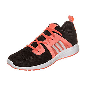 adidas Durama Laufschuhe Mädchen schwarz / weiß / rosa