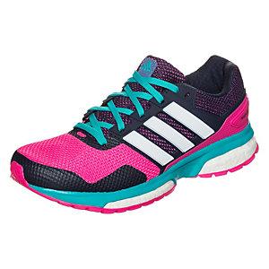 adidas Response Boost 2 Laufschuhe Damen pink / lila / weiß