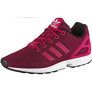 adidas ZX FLUX Sneaker Kinder rot