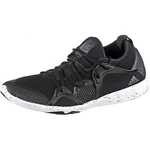 adidas Adipure 360.4 W Fitnessschuhe Damen schwarz