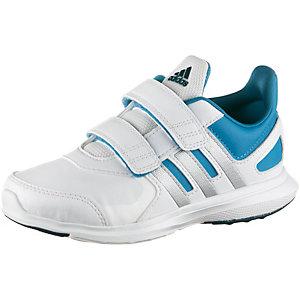 adidas Hyperfast 2.0 Fitnessschuhe Kinder weiß/blau