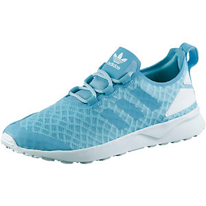 adidas ZX Flux ADV Verve W Sneaker Damen blau