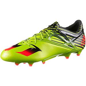 adidas MESSI 15.1 Fußballschuhe Herren grün/orange