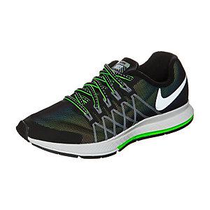 Nike Zoom Pegasus 32 Flash Laufschuhe Kinder schwarz / silber