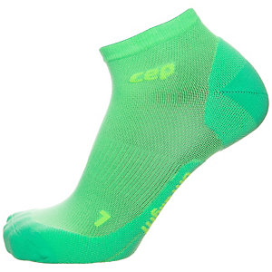 CEP Ultralight Low Cut Laufsocken Herren grün