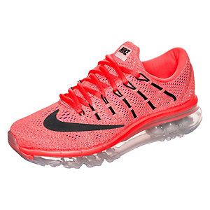 Nike Air Max 2016 Laufschuhe Damen koral / schwarz