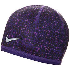 Nike Laufmütze Damen lila / schwarz