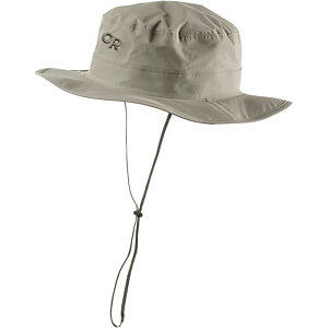 Outdoor Research Helios Rain Hut khaki
