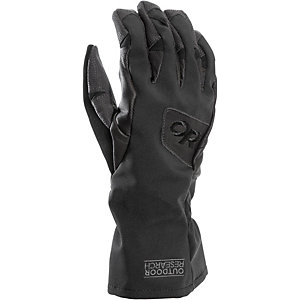 Outdoor Research Super Vert Outdoorhandschuhe schwarz