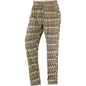 LTB Printhose Damen gelb