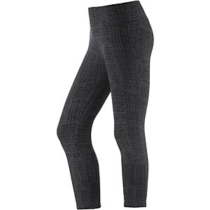 prAna Ashley Tights Damen schwarz/grau