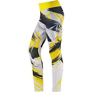 adidas Tights Damen gelb/schwarz