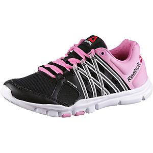 Reebok Yourflex Trainette 8.0 Fitnessschuhe Damen schwarz/pink