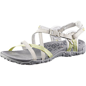 Merrell Terran Lattice II Outdoorsandalen Damen weiß