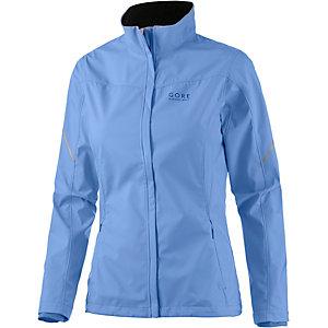 Gore Essential Laufjacke Damen blau