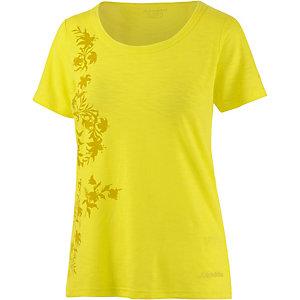 Schöffel Hedda Funktionsshirt Damen gelb