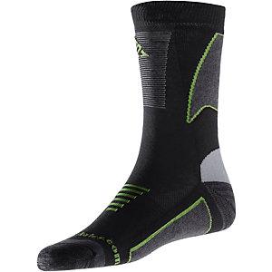 K2 Sportsocken schwarz/grün