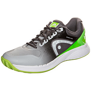 HEAD Sprint Evo Clay Tennisschuhe Herren grau / neongrün