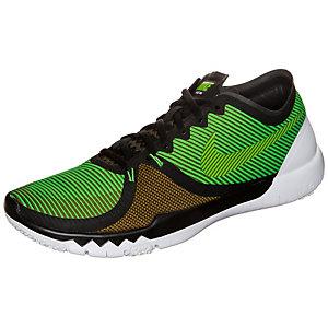 Nike Free Trainer 3.0 V4 Fitnessschuhe Herren schwarz / grün