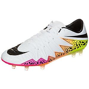 Nike Hypervenom Phinish Fußballschuhe Herren weiß / schwarz