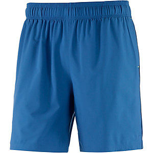 Under Armour HeatGear Mirage Funktionsshorts Herren dunkelblau