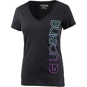 Burton Antidote Printshirt Damen schwarz
