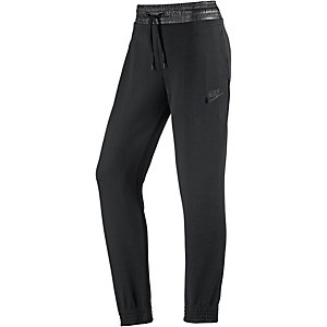 Nike Advanced Sweathose Damen schwarz