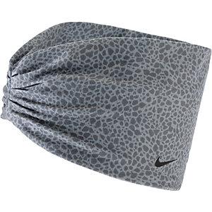 nike central haarband damen grau im online shop von. Black Bedroom Furniture Sets. Home Design Ideas