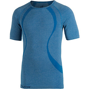ORTOVOX Merino Competition Cool 140 Funktionsshirt Herren blau